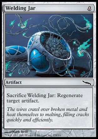 Welding Jar, Mirrodin