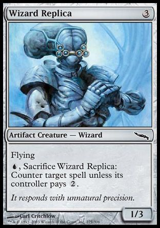 Wizard Replica, Mirrodin