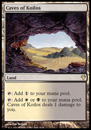 Caves of Koilos, Modern Event Deck 2014