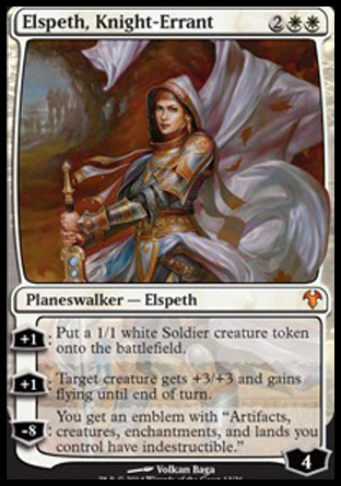 Elspeth, Knight-Errant, Modern Event Deck 2014