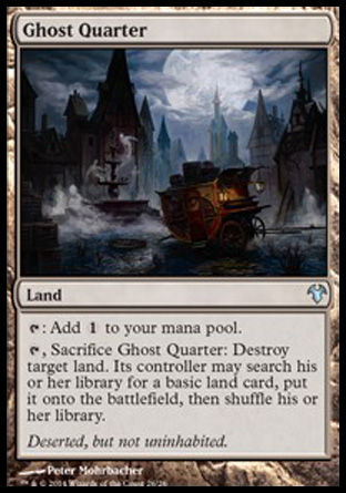 Ghost Quarter, Modern Event Deck 2014