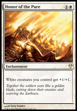 Honor of the Pure, Modern Event Deck 2014