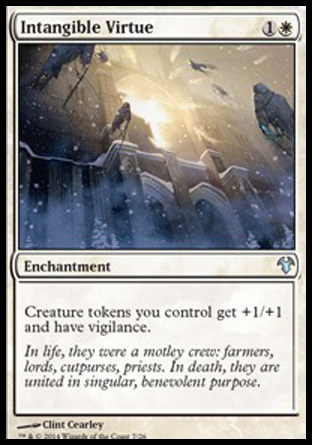 Intangible Virtue, Modern Event Deck 2014