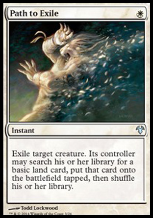Path to Exile, Modern Event Deck 2014
