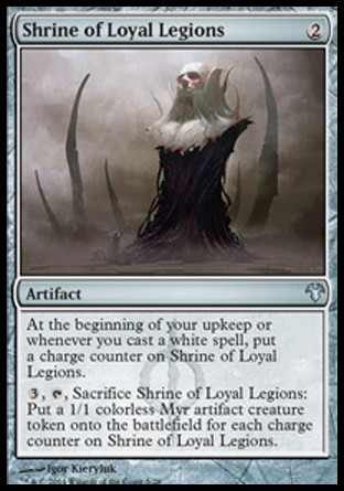 Shrine of Loyal Legions, Modern Event Deck 2014