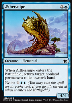 Æthersnipe, Modern Masters 2015