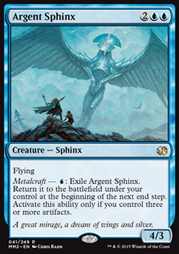 Argent Sphinx, Modern Masters 2015