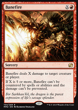 Banefire, Modern Masters 2015