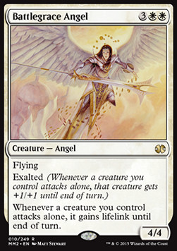 Battlegrace Angel, Modern Masters 2015