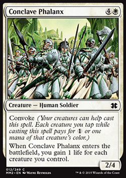 Conclave Phalanx, Modern Masters 2015