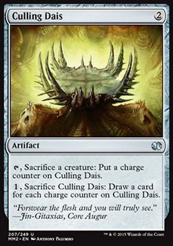 Culling Dais, Modern Masters 2015