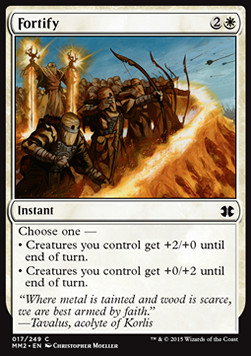 Fortify, Modern Masters 2015
