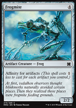 Frogmite, Modern Masters 2015
