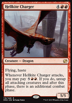 Hellkite Charger, Modern Masters 2015