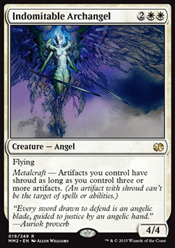Indomitable Archangel, Modern Masters 2015