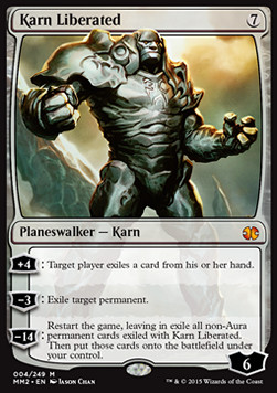 Karn Liberated, Modern Masters 2015