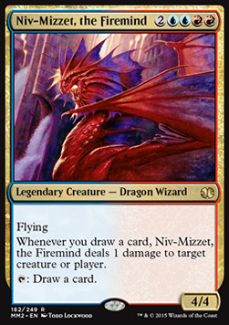 Niv-Mizzet, the Firemind, Modern Masters 2015