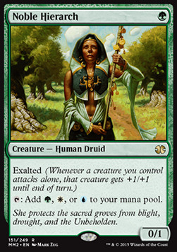 Noble Hierarch, Modern Masters 2015