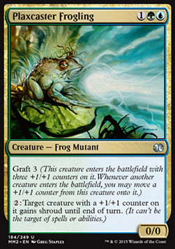 Plaxcaster Frogling, Modern Masters 2015