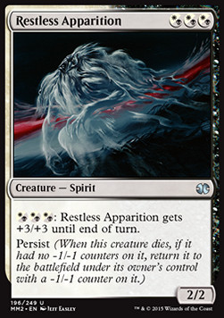 Restless Apparition, Modern Masters 2015