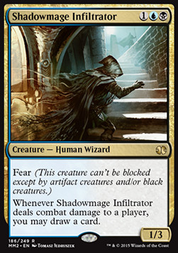 Shadowmage Infiltrator, Modern Masters 2015