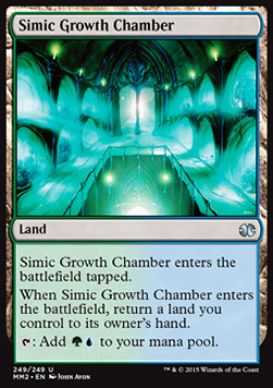 Simic Growth Chamber, Modern Masters 2015