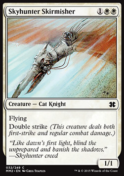 Skyhunter Skirmisher, Modern Masters 2015