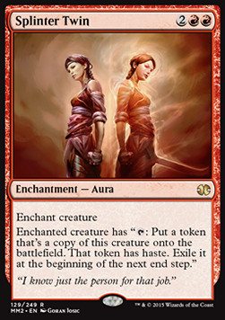 Splinter Twin, Modern Masters 2015