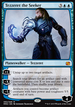 Tezzeret the Seeker, Modern Masters 2015