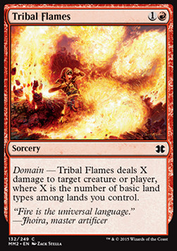 Tribal Flames, Modern Masters 2015