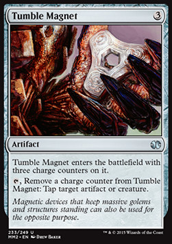 Tumble Magnet, Modern Masters 2015