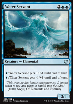 Water Servant, Modern Masters 2015