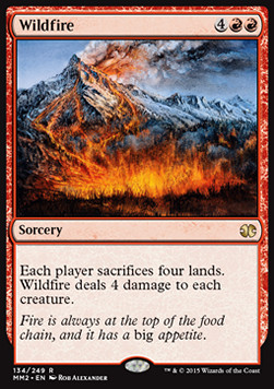 Wildfire, Modern Masters 2015