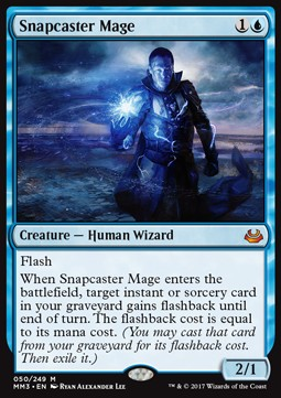 Snapcaster Mage, Modern Masters 2017