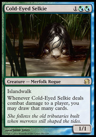 Cold-Eyed Selkie, Modern Masters