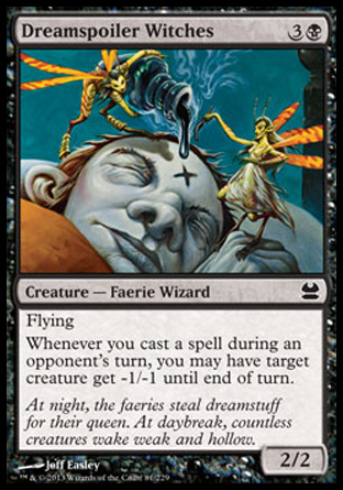 Dreamspoiler Witches, Modern Masters