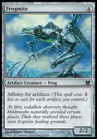Frogmite, Modern Masters