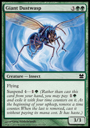 Giant Dustwasp, Modern Masters