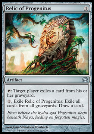 Relic of Progenitus, Modern Masters