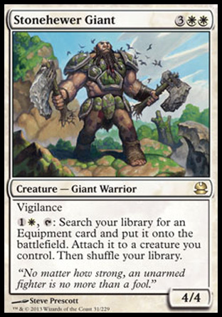 Stonehewer Giant, Modern Masters