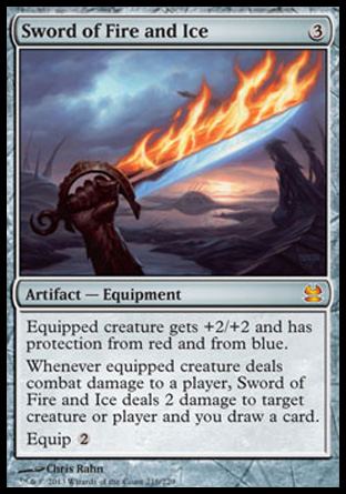 Sword of Fire and Ice, Modern Masters