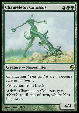 Chameleon Colossus, Morningtide