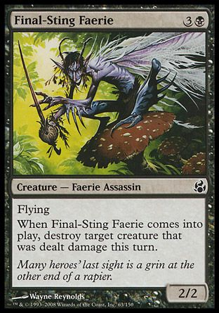 Final-Sting Faerie, Morningtide