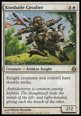 Kinsbaile Cavalier, Morningtide