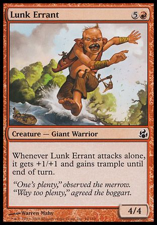 Lunk Errant, Morningtide