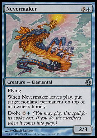 Nevermaker, Morningtide