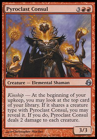 Pyroclast Consul, Morningtide