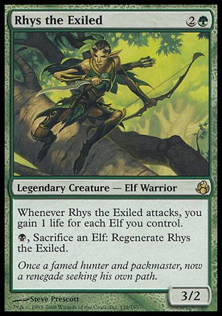 Rhys the Exiled, Morningtide