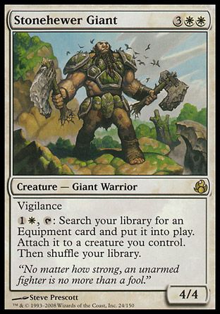 Stonehewer Giant, Morningtide