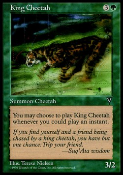 King Cheetah, Multiverse Gift Box